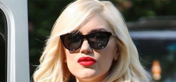 """Gwen Stefani will replace Christina Aguilera on 'The Voice'"" links"