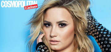 Demi Lovato on her bipolar disorder: 'I treat it with medication, for me it works'
