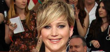 Jennifer Lawrence got 'so drunk' & threw up at Madonna's Oscar party
