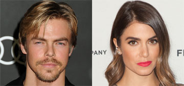 Nikki Reed hooked up with Derek Hough after her marriage went south: believable?