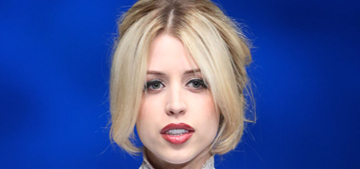 Peaches Geldof died from a heroin overdose just like her mom, Paula Yates