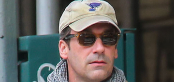 Is Jon Hamm hooking up with his 'Mad Men' costar Elisabeth Moss?