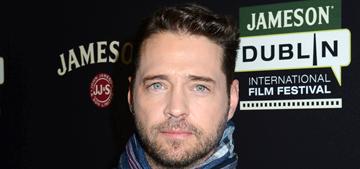 Jason Priestley: Tori Spelling is a money grubber & Brad Pitt's a stinker