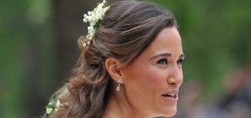 Pippa Middleton 'wore a false bottom' at Kate's wedding, says royal ass expert