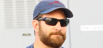 Bradley Cooper gained 40 pounds for 'American Sniper': would you hit it?
