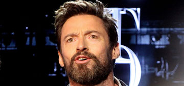 Hugh Jackman almost cut off his manhood with his Wolverine claws