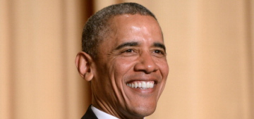 2014 White House Correspondents' Dinner: who gave the funniest speech?