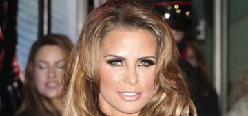 Katie Price is divorcing 3rd hubby after surprise pregnancy announcement