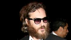 Joaquin Phoenix's last director blames himself for Joaquin's crazy act