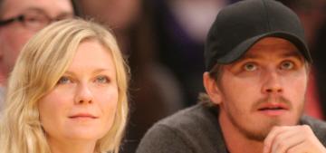 Did Kirsten Dunst cheat on her boyfriend of two years, Garrett Hedlund?