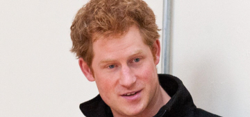 People: Prince Harry is done with Cressida Bonas, they won't get back together