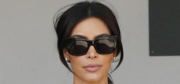 Kim Kardashian attends 'surprise bridal shower,' she still doesn't have a pre-nup?