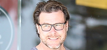 Dean McDermott revealed as a coke addict & dog beater by Mary Jo Eustace