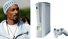 Snoop Dogg Doesn't Get Out Of Bed For Less Than An X-Box A Day