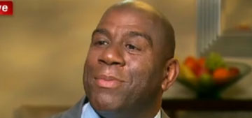 Magic Johnson: Donald Sterling 'is living in the stone ages, he is delusional'