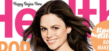 Rachel Bilson wants to be 80: 'It would be amazing. You can do whatever you want'