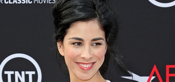 Sarah Silverman: 'Aging is like a really slow moving horror movie for women'