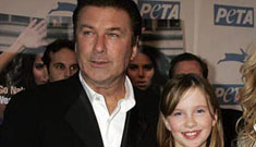 Alec Baldwin confuses his 11 year-old daughter with his ex wife, doesn't apologize