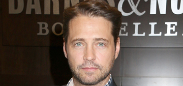 Jason Priestley: 'What self-respecting Los Angeleno doesn't have a DUI?'