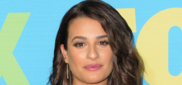 Karl Lagerfeld refuses to dress Lea Michele in Chanel because he hates her 'look'