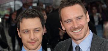 Michael Fassbender & James McAvoy's Details interview: the best thing ever?