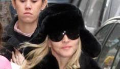 Madonna wants to play Wallis Simpson; Jesus Luz just wants publicity