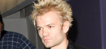 Deryck Whibley's organs 'failing from hard boozing': 'If I have one drink, I will die'