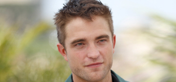 Robert Pattinson looks good, promotes 'The Rover' in Cannes: would you hit it?