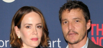 So is Sarah Paulson dating Pedro Pascal (GoT's Prince Oberyn) or what?