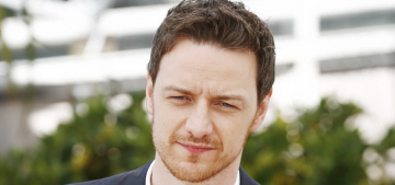 James McAvoy: 'X-Men' is 'about the persecution of minorities'