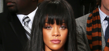 Rihanna & Charlie Sheen are having the weirdest Twitter feud: funny or sad?
