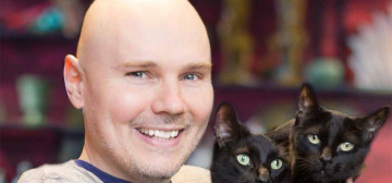 Take a moment for Billy Corgan's amazing Paws Chicago magazine cover