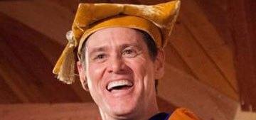 Jim Carrey's commencement speech at Maharishi University: awesome or weird?
