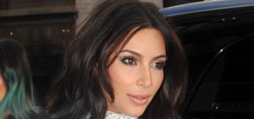 Did Kim Kardashian get a 'Loub job,' aka liposuction on her feet & toes?