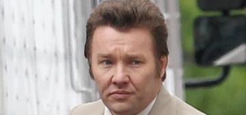 Joel Edgerton dons bouffant wiglet for Whitey Bulger bio-pic: would you hit it?
