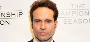 Jason Patric's ex alleges that he physically abused her, called her anti-Semitic names