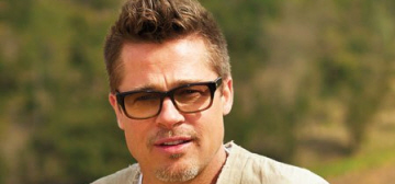 Brad Pitt: 'I'm a farmer now… I enjoy cleaning the forest & walking the land'
