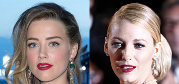 Blake Lively & Amber Heard battle for a Bond girl role: who should win?