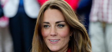 Has Duchess Kate hired a bum-watcher to prevent more 'Marilyn Moments'?
