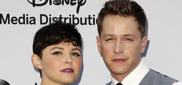 Ginnifer Goodwin and Josh Dallas welcome a baby boy