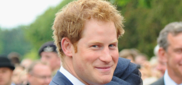 Princes Harry & William play polo for charity, Duchess Kate didn't show up