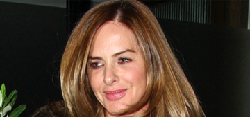 Charles Saatchi & Trinny Woodall fought at the restaurant where he choked Nigella