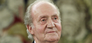 King Juan Carlos of Spain announces abdication, Felipe will be king next year