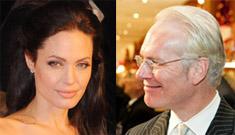 Tim Gunn: style-wise, Angelina Jolie 'always gets it right'