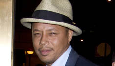 Terrence Howard arrested in 2001 for assaulting estranged wife