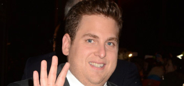 Jonah Hill apologizes after telling a paparazzo to 'suck my d–k, you f–got'