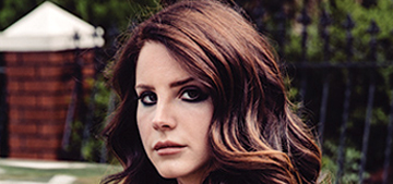 Lana Del Rey: 'For me, the issue of feminism is just not an interesting concept'