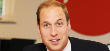 Prince William confesses a love of Coldplay & Linkin Park during Centrepoint event