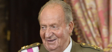 King Juan Carlos 'did not want his son to wither waiting like Prince Charles'