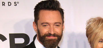 Hugh Jackman hopped, sang and rapped through the Tonys: how did he do?